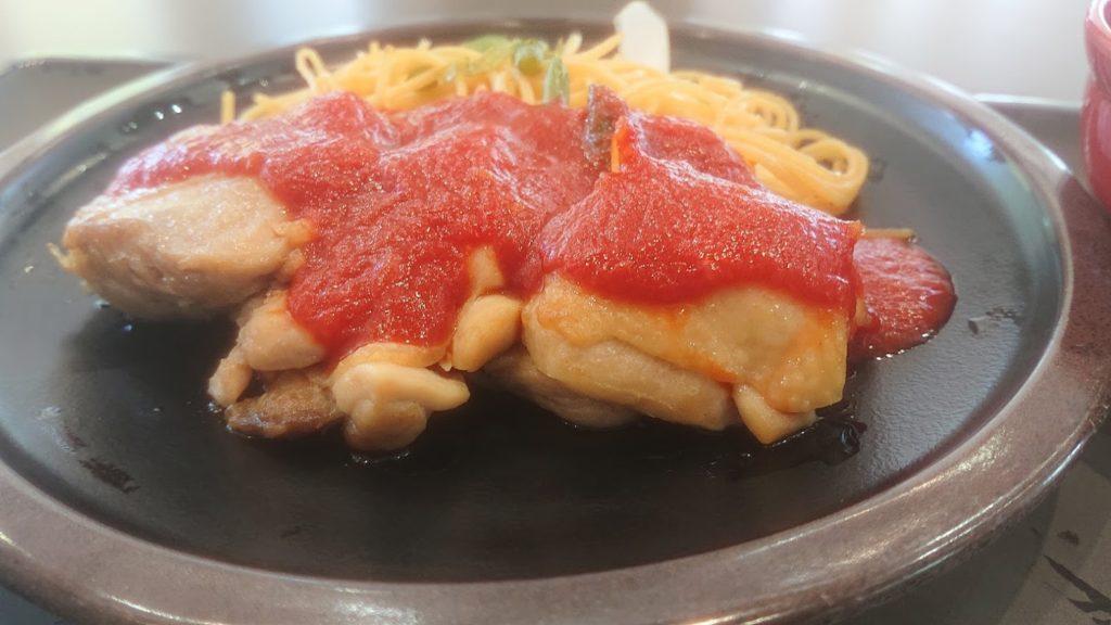 東雲diningの日替わりランチ2