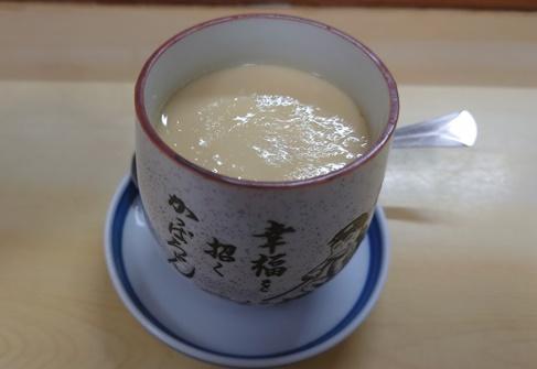 大寿司の茶碗蒸し
