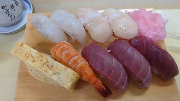 大寿司のランチ寿司