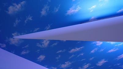 JetGelatoの天井